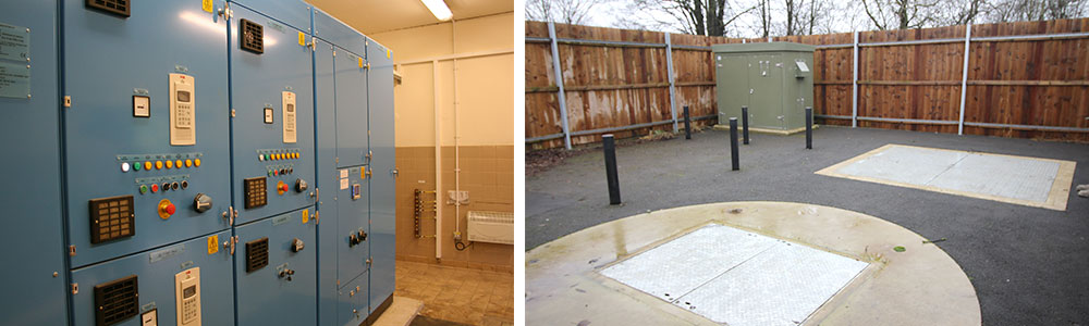 Pumping Station Installations